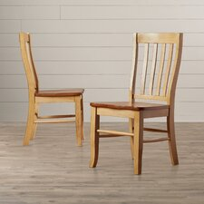 Back Side Chair (Set of 2)