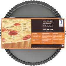 2 Peice Round Tart/Quiche Pan Set