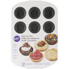 12 Cavity Mini Tart Pan