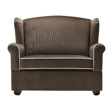 Lainey Wingback Chair & Half Rocker