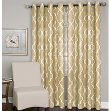 Medalia Window Curtain Panel