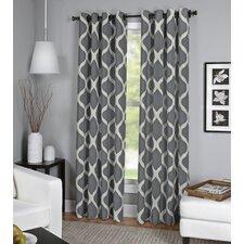 Luna Window Single Curtain Panel