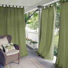 Matine Indoor/Outdoor Window Curtain Panel