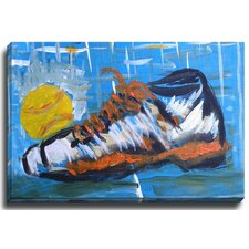 Sneaker by Patch Wihnyk Painting Print on Canvas