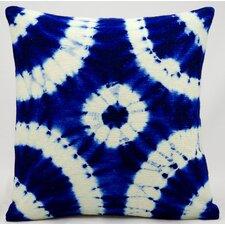 Nords Denim Wool Throw Pillow