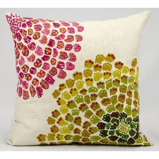 Fantasia Petals Throw Pillow