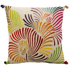 Fantasia Splash Throw Pillow