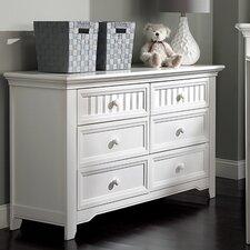 Winchester 6 Drawer Dresser