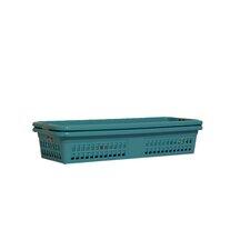 Plastic Storage Basket and Drawer Organizer (Set of 2)