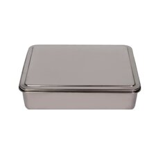 Stainless Steel Covered Cake Pan