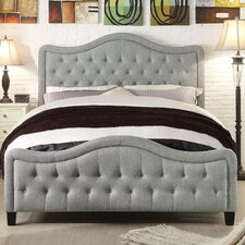 Adella Queen Panel Bed