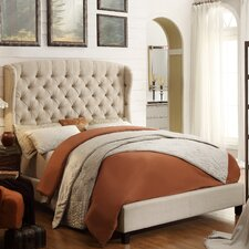 Feliciti Upholstered Panel Bed