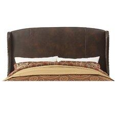 Chavelle Bonded Leather Upholstered Headboard