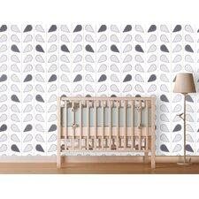 Petals Panel Wallpaper