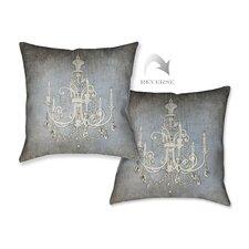 Luxurious Lights I Throw Pillow