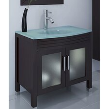 "Ludwig 35.5"" Single Bathroom Vanity Set"