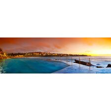 Beautiful Bronte Nsw by Sean Davey Photographic Print on Canvas