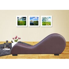 Pilate Faux Leather Yoga Chair