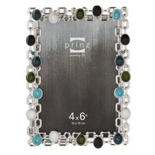 Armitage Metal with Jewels Picture Frame