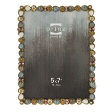 Armitage Metal with Circular Jewels Picture Frame