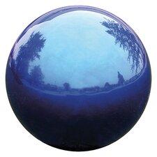 """12"""" Blue Mirror Ball"""