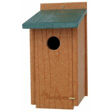 Audubon Going Green Bluebird Birdhouse