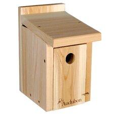 Audubon Cedar Wren / Chickadee House