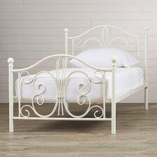Bonnie Metal Panel Bed