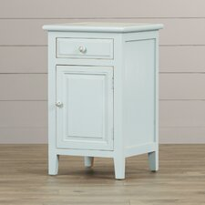 Ellen 1 Drawer Nightstand