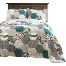 Briley 3 Piece Quilt Set