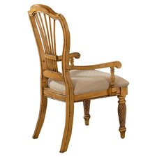 Greta Dining Arm Chair (Set of 2)