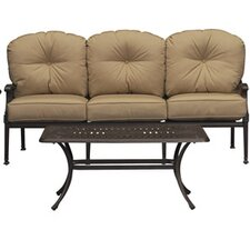 Rocker Seating Group with Cushions