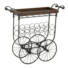 Lincoln Serving Cart