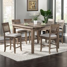 Casco Extension Butterfly Leaf Pub Table