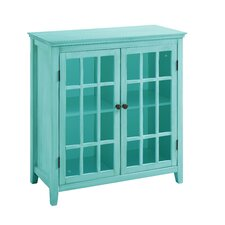 Largo Antique Double Door Cabinet