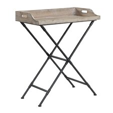 Edgewood Folding Tray Table