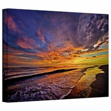 Oridatown Photographic Print on Wrapped Canvas