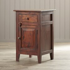 Gorges 1 Drawer Nightstand