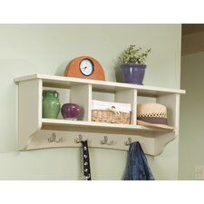 Hopewell 8 Hook Storage Shelf