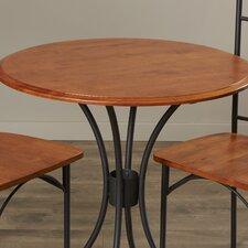Windsor 3 Piece Pub Table Set