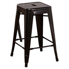 "Vanna 24"" Bar Stool (Set of 2)"