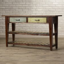 Herrick Console Table in Brown