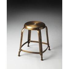 Industrial Chic Dutton Bronze Iron Stool