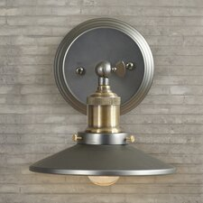 Wenonah 1 Light Wall Sconce