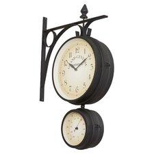 "Wayland 14"" Bracket Wall Clock"