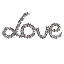 Love in Jewels Wall Décor