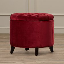 Grover Upholstered Storage Ottoman