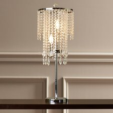 """Rio 31"""" H Table Lamp with Drum Shade"""