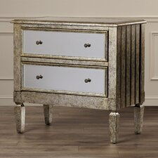 Harrison 2 Drawer Console Table