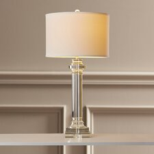 """Marlin 30"""" H Table Lamp with Drum Shade"""